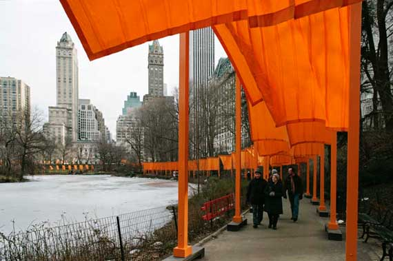 The Gates Central Park New York 1979 2005 Christo Jeanne-Claude Wolfgang Volz.jpg