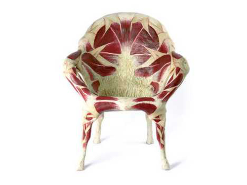 Bacon Chair, The Poltrana Sculpture, 2006