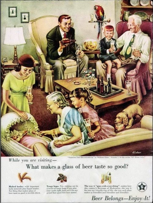 Cheers! I would not want to be the one to wake this family up in the morning