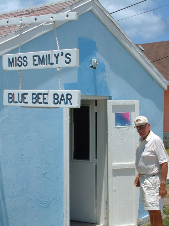 Blue Bee Bar