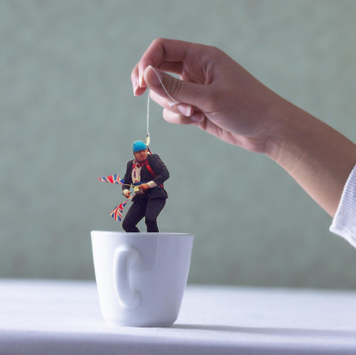 Dangleboris tea