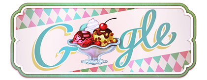 Happy Sundae from Google
