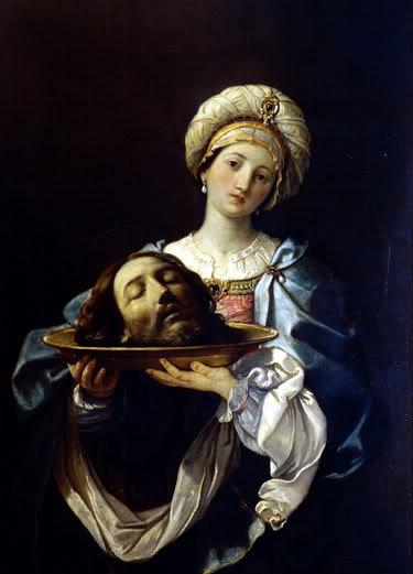 Okay, who ordered the Tête de Jean-Baptiste?