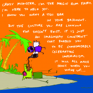 The Magic Rum Fairy