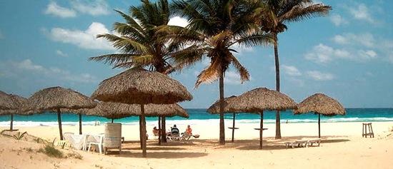 Cuban Beach, Perfect for the Daiquiri