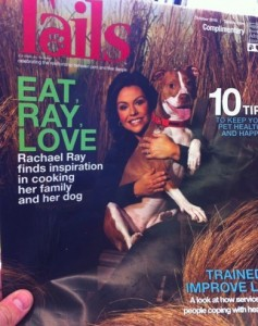 Rachel Ray Finds Happiness in Cooking Her Dog